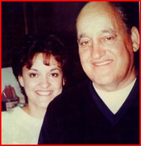 Monica Zech and her Father